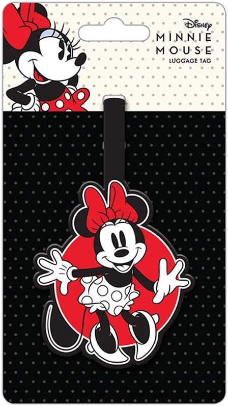 Etiqueta de Equipaje – Minnie Mouse