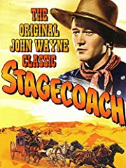 Stagecoach - The Original John Wayne Classic…