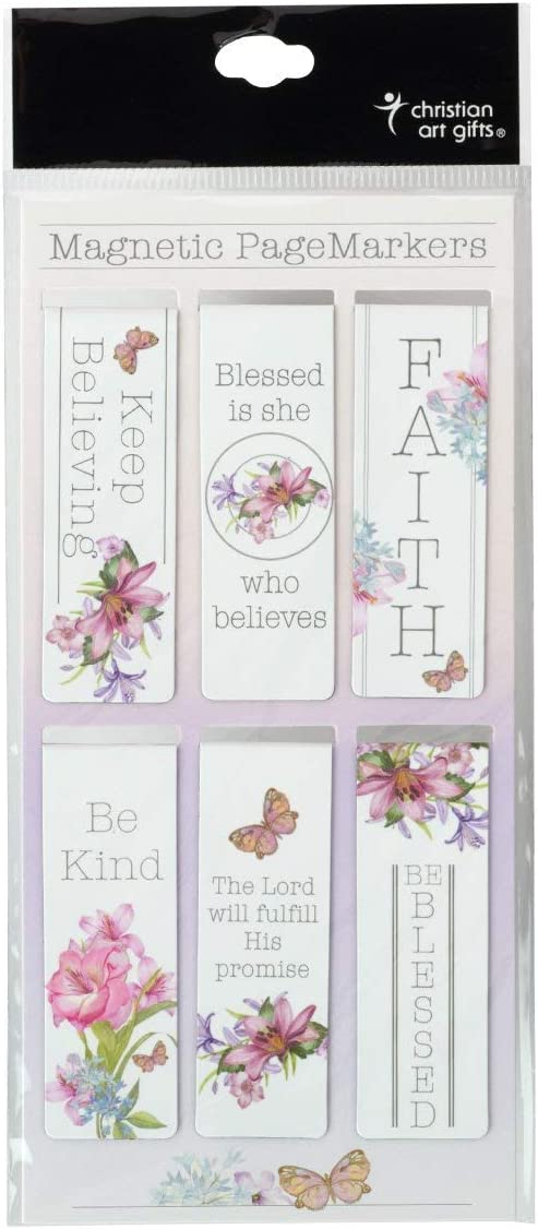 Blessing from Above Collection Magnetic Pagemarker Set