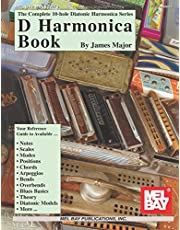 D Harmonica Book: Complete 10-Hole Diatonic Harmonica Series