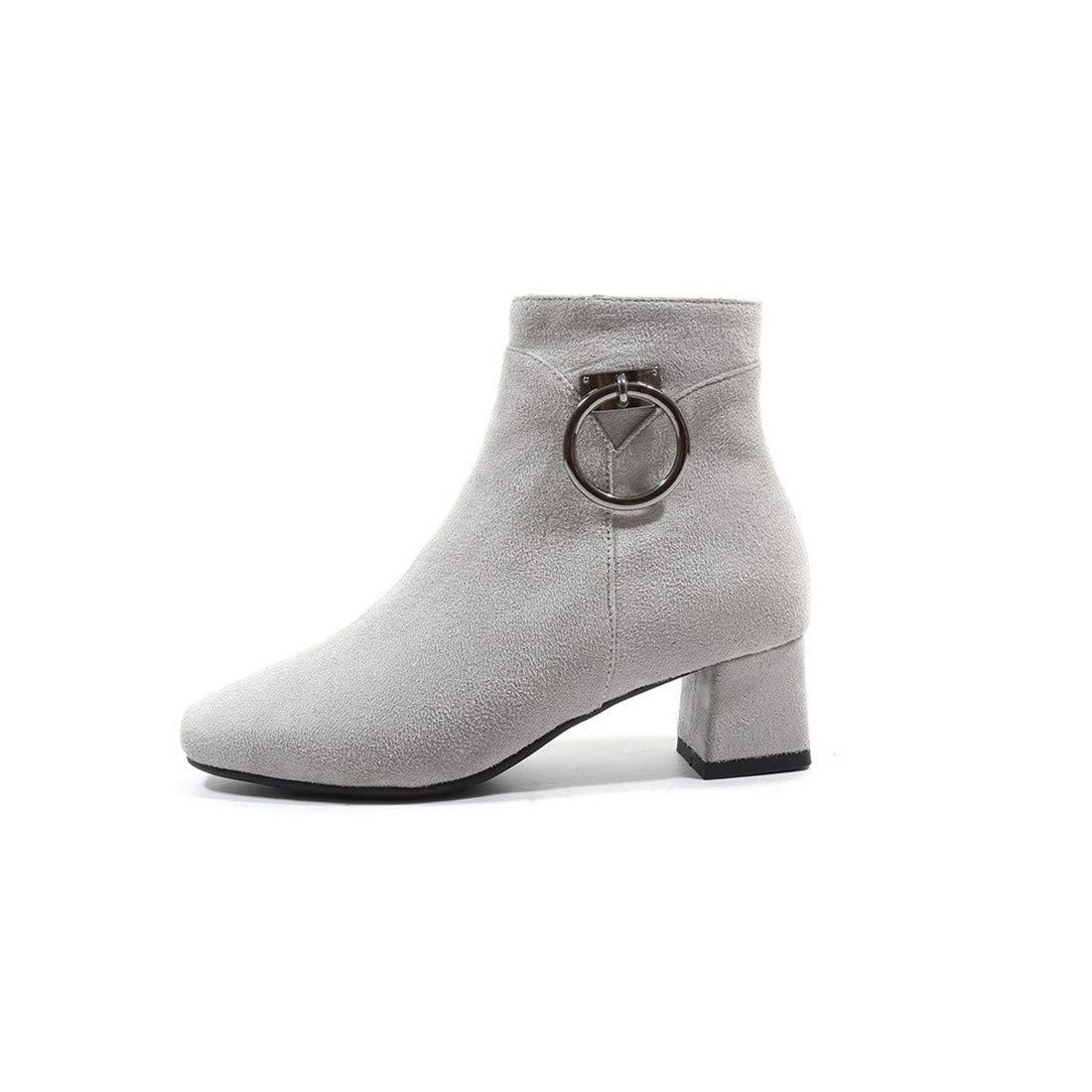Stiefel-DEDE Damenschuhe aus Europa und den VereinigtenStaaten  Winter mit großen kurzen Stiefeln