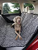 Cheap Deeziner K9 – Waterproof Pet Car Seat Cover – Luxurious Leopard Print – Best Silicone Non-slip Backing – Seat Anchors – For Cars, Midsize SUV's and Trucks – REGULAR Size