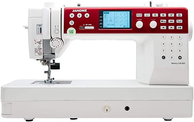 Janome MC6650: Best Janome Sewing Machine For Quilting