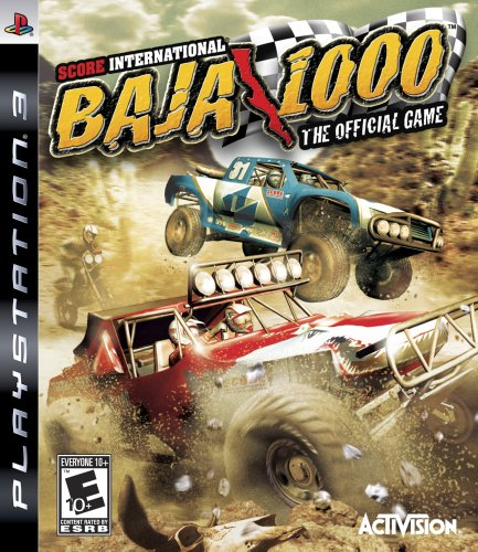 Score International: BAJA 1000 - Playstation 3 by Activision (Image #2)