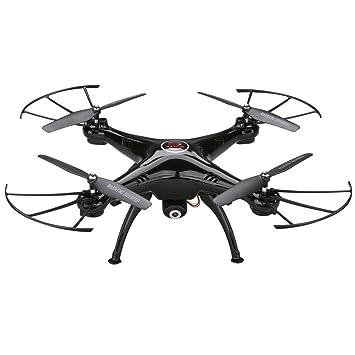 Syma X5HC - Drone Quadcopter RC HD 720P (2.4Ghz, Barómetro,360 ...