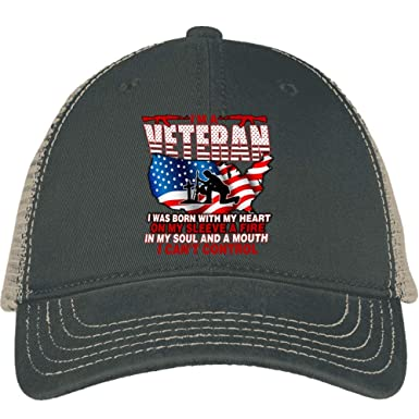 cafb0c3d892 Being A Real Veteran Hat