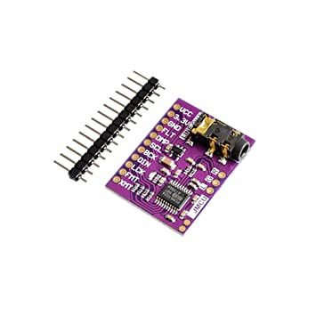 10PCS PCM5102A Tarjeta de Sonido DAC Board PHAT 3.5mm Jack estéreo ...