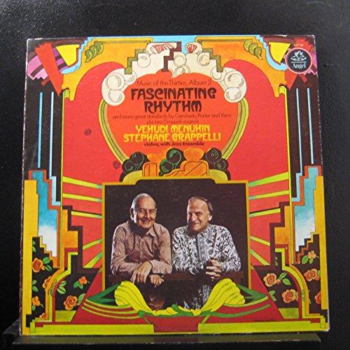 Yehudi Menuhin, Stéphane Grappelli - Fascinating Rhythm Music Of The Thirties Album 2 - Lp Vinyl Record ()
