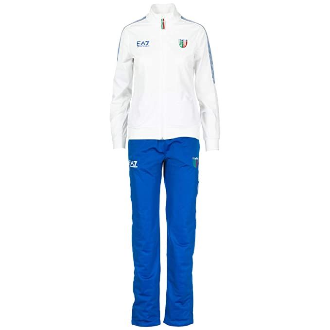 online retailer d1cc6 b6d04 Emporio Armani EA7 Tuta Donna Fashion Originale Italia Team ...