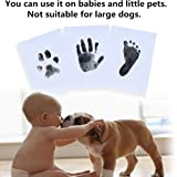 Baby Handprint and Footprint Ink Pads - 2 Pack