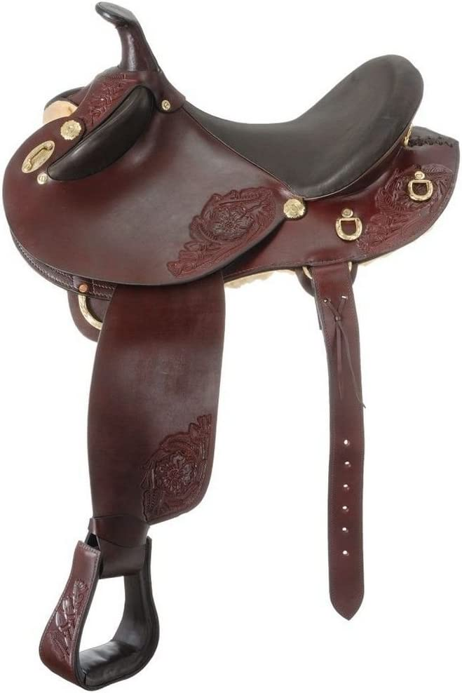Australian Outrider Collection Outback Saddle