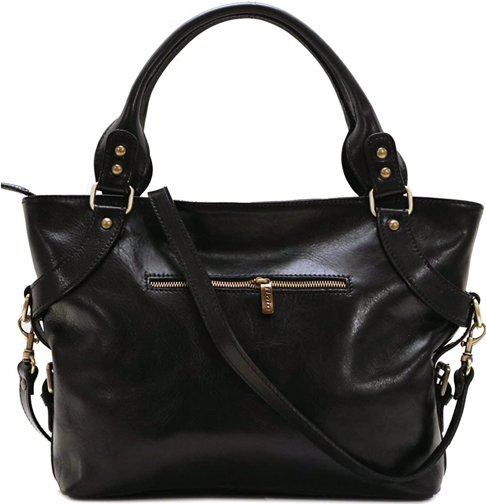 Floto Taormina Leather Bag