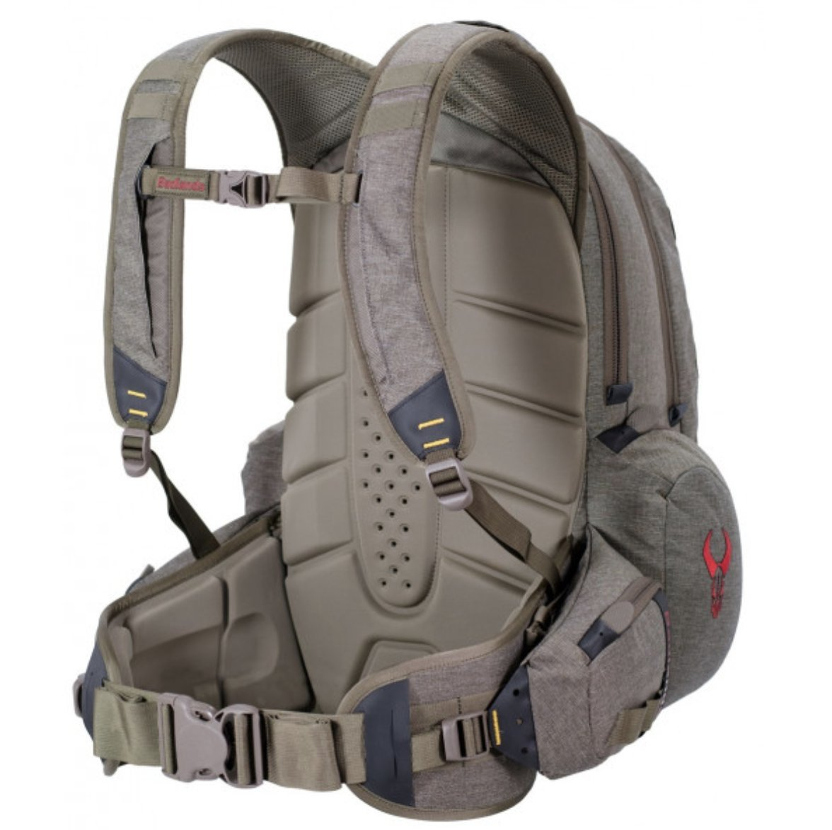 Badlands Superday Hunting Backpack - Bow, Rifle, and Pistol Compatible, Solid by Badlands (Image #2)