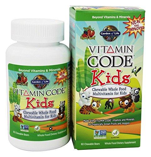 Vitamin Code Kids 60 chews