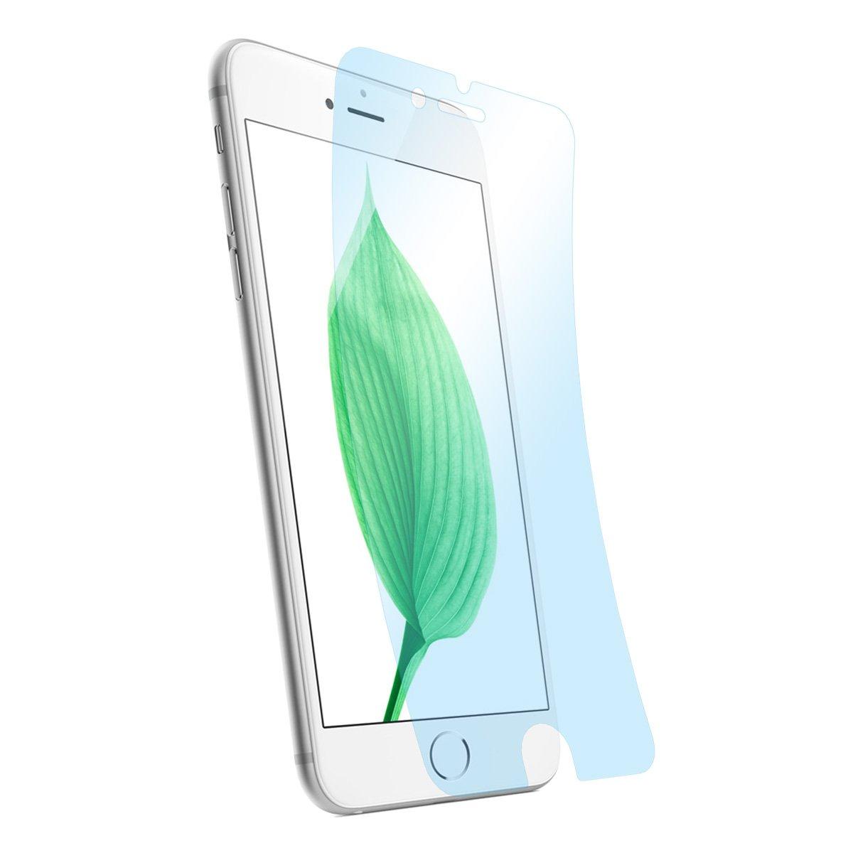 doupi Pantalla Pelí cula Protectora para iPhone 8/7 (4,7 Pulgadas), Ultrathin Mate Anti Reflexió n Reflejando optimizado Display Protector (6X en el Paquete) CDEX GmbH D5-F128-B-S6