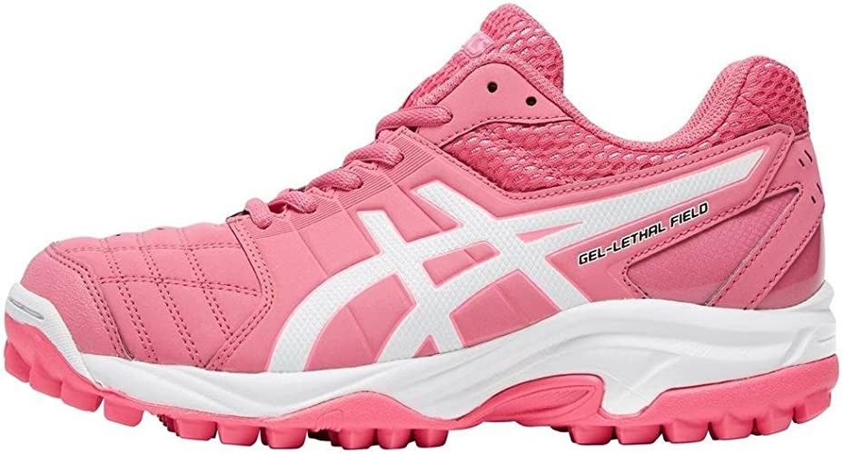 modulo Anoi Penso di essere malato  ASICS GEL-LETHAL FIELD 2 GS Kids's Hockey Shoes (C547Y): Amazon.co.uk: Shoes  & Bags