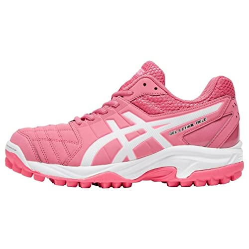 5482148df ASICS GEL-LETHAL FIELD 2 GS Kids s Hockey Shoes (C547Y)  Amazon.co ...