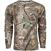 King's Camo Cotton Long Sleeve Hunting Tee
