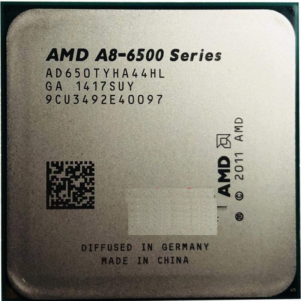 AMD A8-Series A8-6500T A8 6500 T 2.1 GHz Quad-Core CPU Processor AD650TYHA44HL Socket FM2