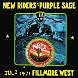 Jul 2 1971 Fillmore West