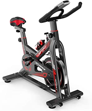 FIT-FORCE Bici Spinning inercia hasta 16kg Modelo X16: Amazon.es ...