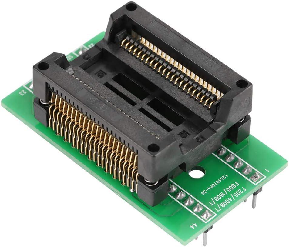 Adaptador programador PSOP44 a DIP44 SOIC44 Chip Test Socket Converter