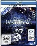 Geheimnisse des Universums: Todessterne - Kometen - Meteore (History) [3D Blu-ray + 2D Version]