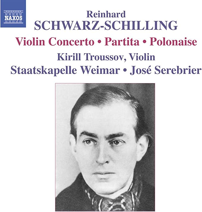 Schwarz-Schilling: Violin Concerto (Violin Concerto/ Partita) (Naxos:  8.572801): Amazon.co.uk: Music