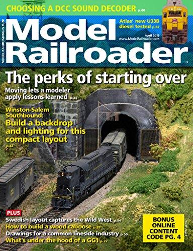 : Model Railroader