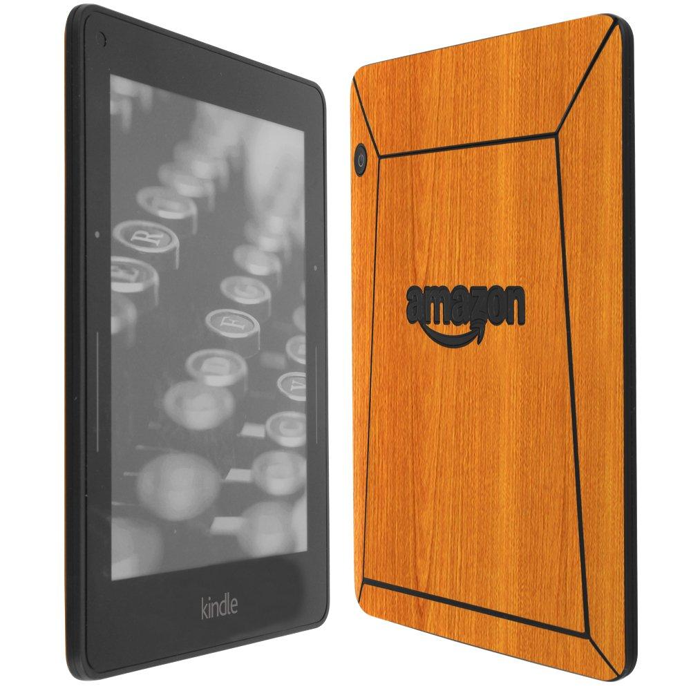 Skinomi TechSkin Light Wood /& Screen Protector for Apple iPad