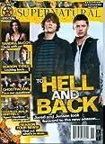 SUPERNATURAL Magazine Issue #6 (Oct/Nov 2008) Regular Cover