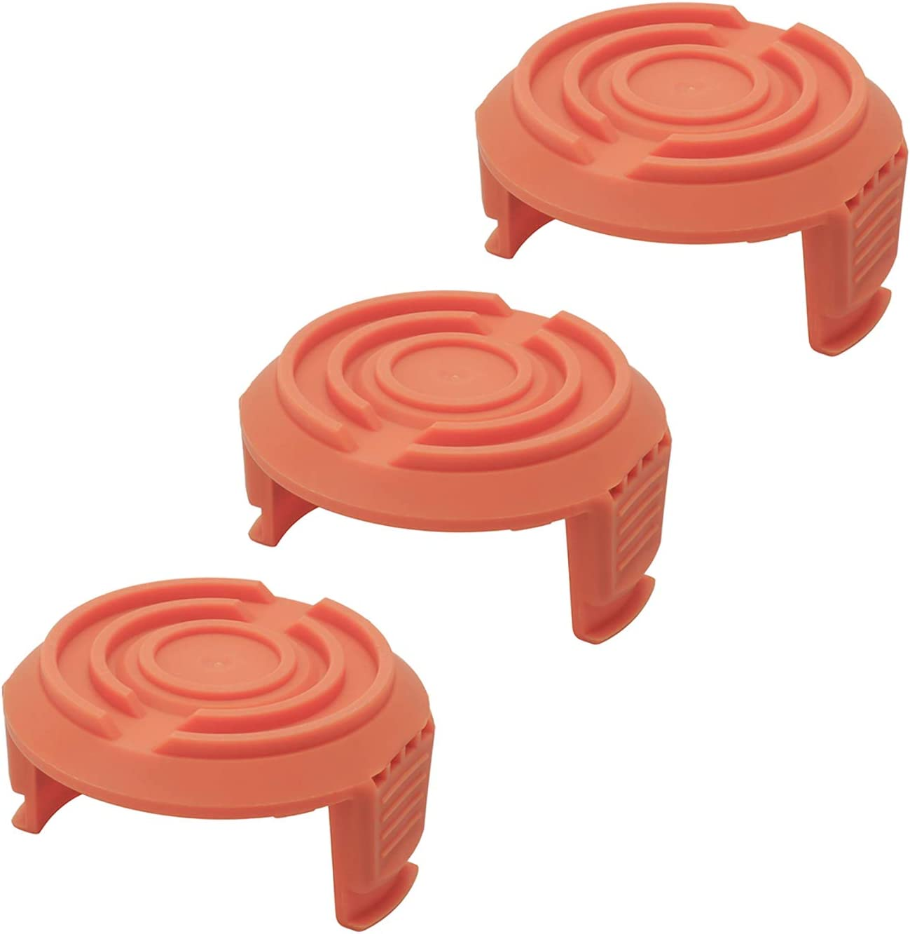 5x Strimmer Spool Head Base Cover Cap Fit For Worx GT Trimmer Replaces 50006531