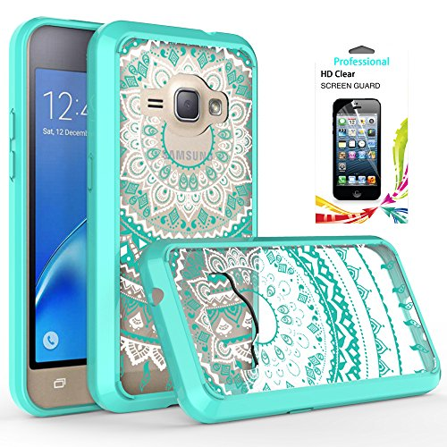 galaxy-j1-2016-luna-amp-2-express-3-clear-case-with-hd-screen-protectoranoke-scratch-resistant-hard-