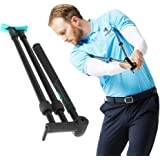 WINNER SPIRIT Miracle 303 Golf Swing Training Trainer Aid, Adjustable Length Size, Hand Strength, Flexibility, Portable Weigh
