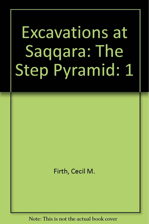Excavations At Saqqara The Step Pyramid 1 Amazon Es Cecil M  # Saqqara Muebles Y Decoracion