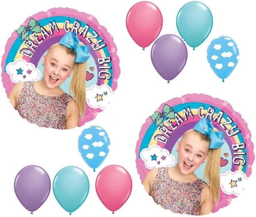 Printed Latex Balloons 36 Ct. JoJo Siwa Collection Birthday