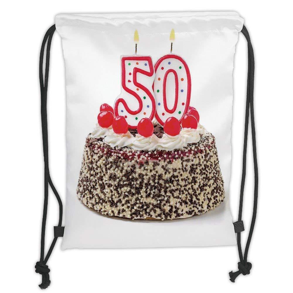 Homemade 50th Birthday Cake Ideas