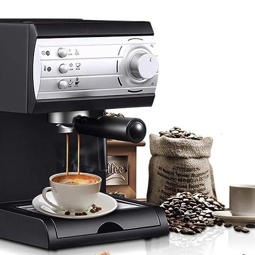 Máquina de Café Espresso, Cafetera Semiautomática de ...