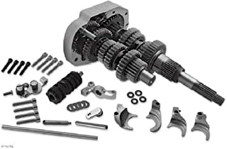 product image for Baker Drivetrain 6-Speed Gear Set for Evolution Big Twin Models - 2.94 First/.86 Sixth