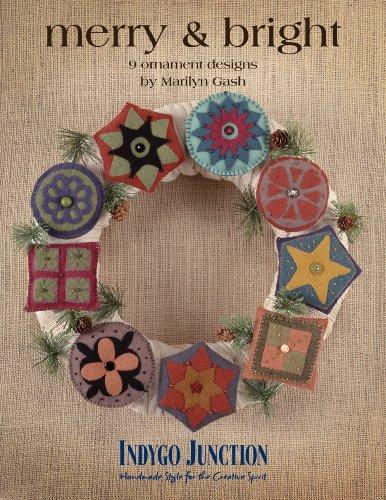 - Merry & Bright: 9 Ornament Designs