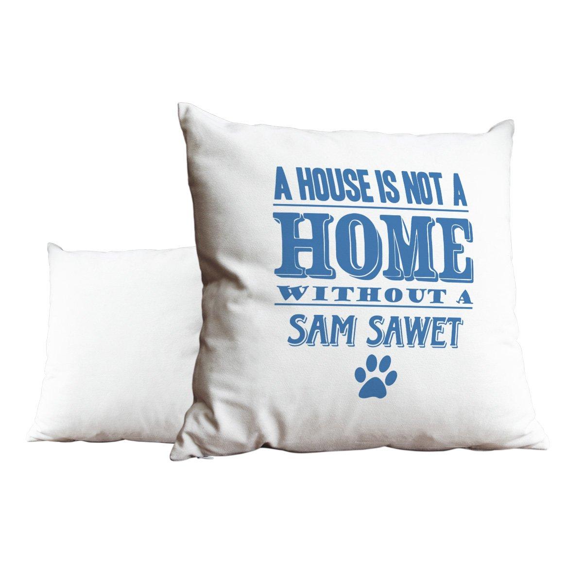 Cielo Azul una casa no es un hogar sin un Sam Sawet blanco ...