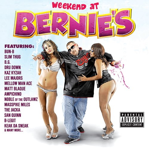Original album cover of Weekend At Bernie's by Berner