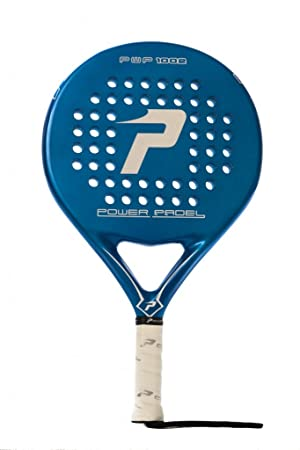 Power Padel Blue Energy 1002 - Palas de pádel, Azul Metalizado: Amazon.es: Deportes y aire libre