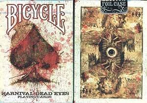 Baraja BICYCLE Karnival Dead Eyes
