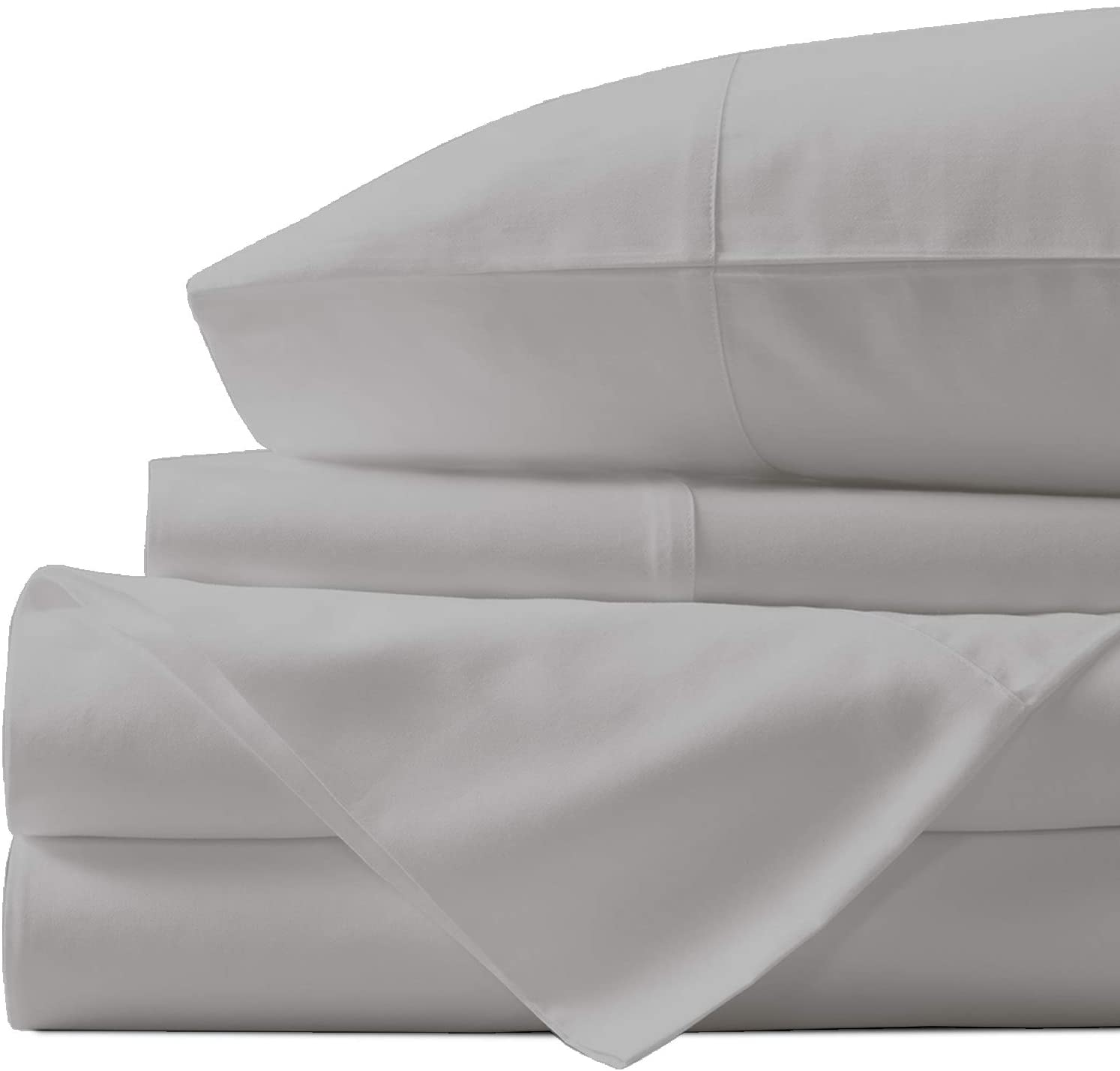Organic Cotton Select Sheet Item 1000 Thread Count Navy Blue Solid US Sizes