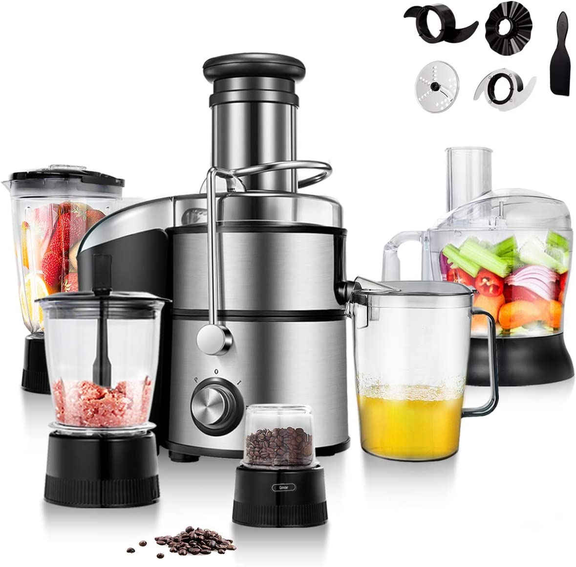 Best Juicer Blender Combo 2021 – Reviews & Buying Guide