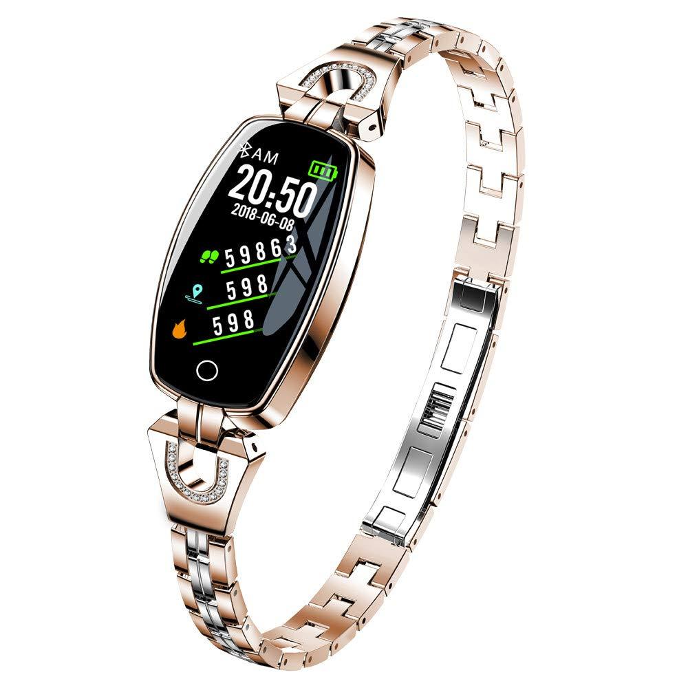 Star_wuvi - Reloj inteligente deportivo con Bluetooth, pantalla ...