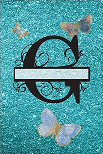 Como Descargar Con Utorrent G - Journal & Notebook: Monogram Letter G, Butterflies On Cover And Pages Kindle Lee Epub