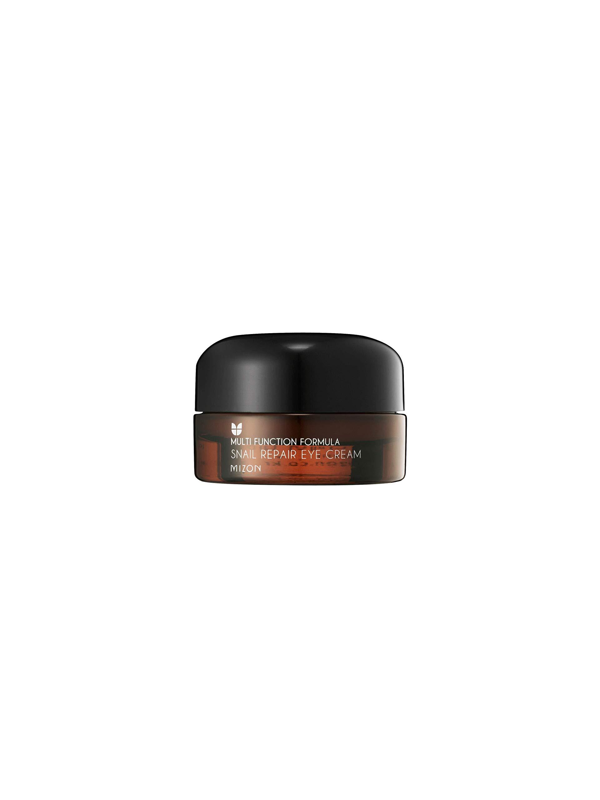 [MIZON] Snail Repair Eye Cream (0.84 fl. oz / 25ml), Eye Cream for Dark Circles and Wrinkle Care
