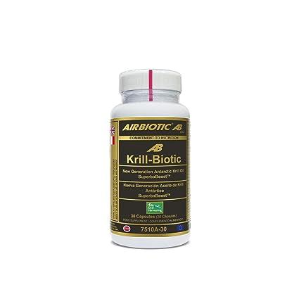 AIRBIOTIC AB - KrillBiotic AB Ecoharvesting, Ácidos grasos esenciales, omegas para el corazón,